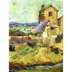 Van Gogh | Ван Гог - Старая Мельница