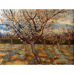 Van Gogh | Ван Гог - Цветущие абрикосовые деревья