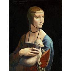 Leonardo Da Vinci | Дама с горностаем