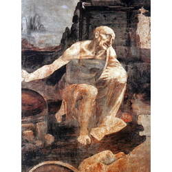 Leonardo Da Vinci | Святой Иероним