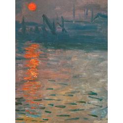 Monet Claude | Восход солнца