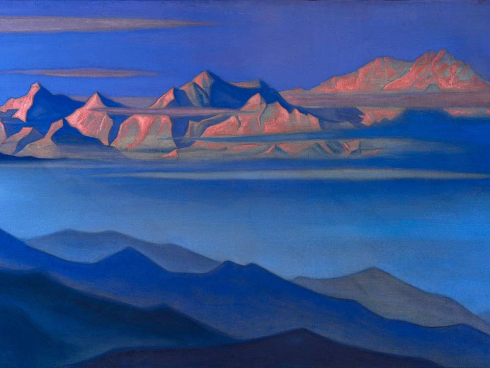 Roerich Nicholas | Рерих Николай | Канченджанга