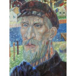 Filonov Pavel | Павел Филонов | Колхозник