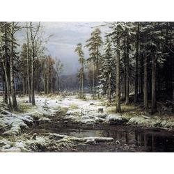 Shishkin Ivan | Шишкин Иван | Первый снег