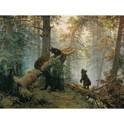 Shishkin Ivan | Шишкин Иван | Утро в сосновом лесу