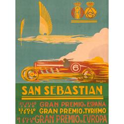 Rally Vintage: San Sebastian | Ретро Ралли