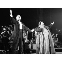 Freddie Mercury & Montserrat Caballe | Фредди Меркьюри и Монтсеррат Кабалье