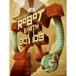 Robot Earth   Робот-земля