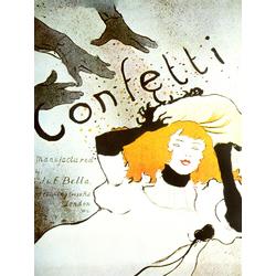 Confetti | Конфетти