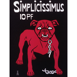 Simplicissimus iopf | Питбуль