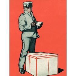 Postman   Почтальон
