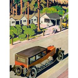 Car: Retro | Винтажный автомобиль