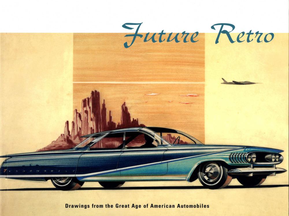 Car: Future Retro   Ретро машина