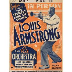 Louis Armstrong   Луи Армстронг