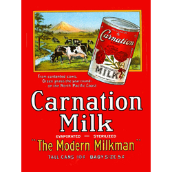 Carnation Milk | Молоко
