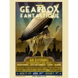 Gearbox Fantastique | Фантастическая коробка