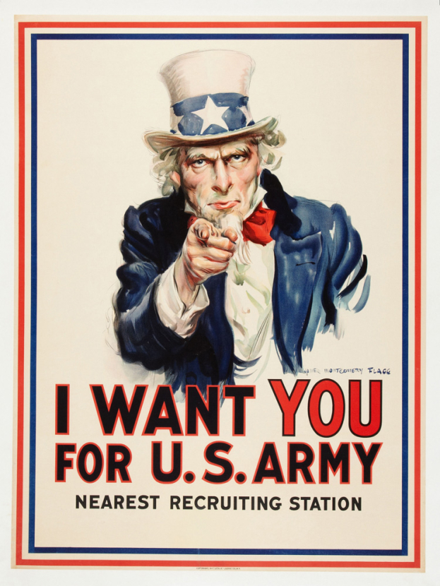 I Want You for U.S. Army   Армия Америки