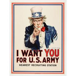 I Want You for U.S. Army | Армия Америки