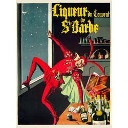 Le Liqueur Du Couvent | Ликер из Монастыря