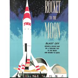 Space: Rocket to the Moon | Ракета на Луну