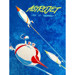 Space: Astrojet | Космос