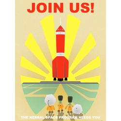 Space: Join Us! | Присоединяйтесь к нам!