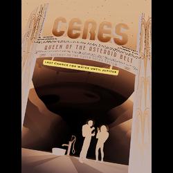 Space: Ceres | Экзопланета Церера