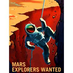 Space: Mars Explorers Wanted | Требуются Исследователи Марса