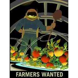 Space: Farmers Wanted | Требуются Фермеры
