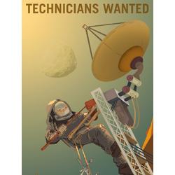 Space: Technicians Wanted | Требуются Техники