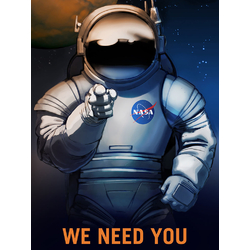 Space: We Need You | Ты нужен нам!