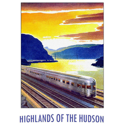 Highlands of the Hudson | Нагорье Хадсон