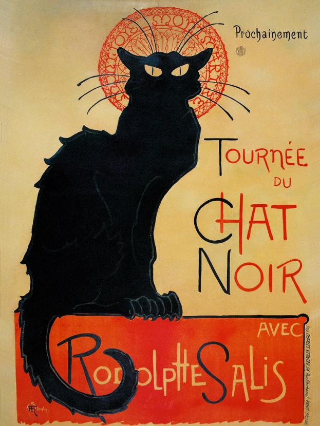 Tournee du Chat Noir | Черный Кот
