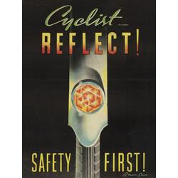 Cyclist Reflect | Велосипедный Отражатель