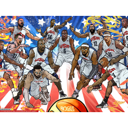 USA Basketball   Американская сборная Баскетбол