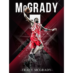 Tracy McGrady   Трэйси МакГрэди