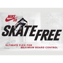 Skate Free: Nike | Скейтборд Найк