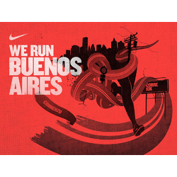 Run: Nike Buenos Aires | Бег: Найк Буэнос-Айрес