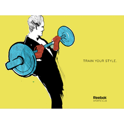 Reebok: Train Your Style | Тренеруй свой стиль