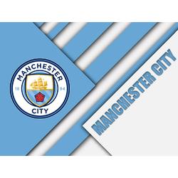 Collection of football clubs (Коллекция постеров №3) - Manchester City   Манчестер Сити