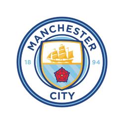 Collection of football clubs (Коллекция постеров) - Manchester City   Манчестер Сити