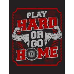 Bodybuilding - Play Hard   Бодибилдинг