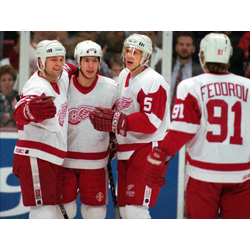 Red Wings   Русская пятерка