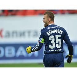 Akinfeev | Игорь Акинфеев