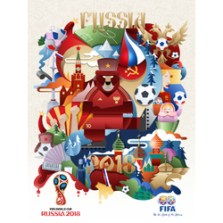 Fifa World Cup Russia | Чемпионат мира по футболу