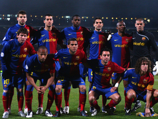 Категория постеров и плакатов Barcelona FC