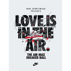 Nike | Найк | Love is in the Air