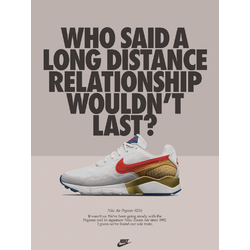 Nike | Who Said a Long Distance Relationship Wouldn't Last?