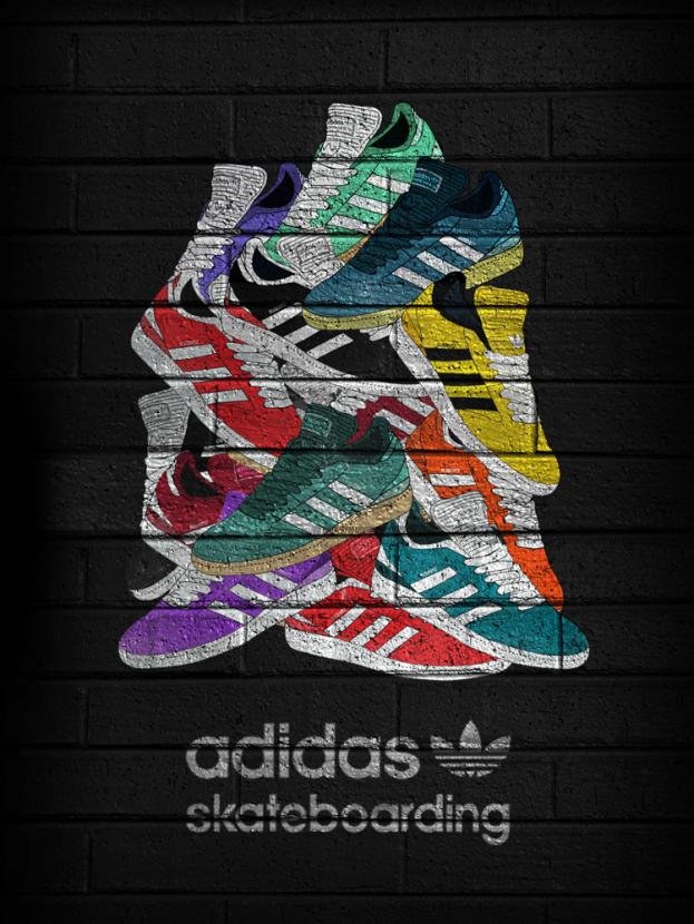 Adidas: Skateboarding