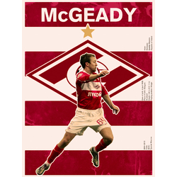 Spartak Moscow | McGeady